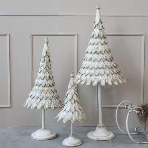 Small Christmas Tree On Foot – H68cm