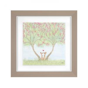 Better Together – Framed Print