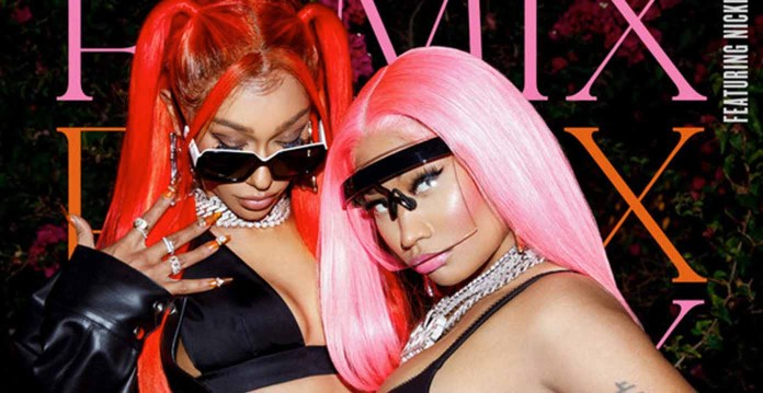 """Whole Lotta Money Remix"" by BIA featuring Nicki Minaj"