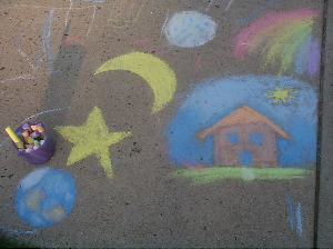 A picture named driveway-chalk-2.jpg