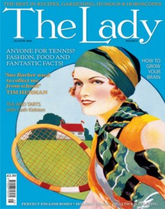 The Lady June 2016 Ragged Rose