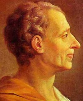 Great Educator: Baron de Montesquieu 1689 to 1755