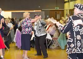 Pensioners dance