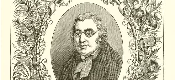 Andrew bell portrait