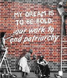 My Dream Is To Be Bold