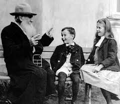 Tolstoy and Children