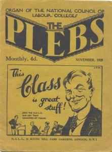 Plebs League