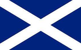 Scotlands Flag