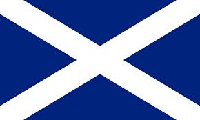 Scotlands Flag