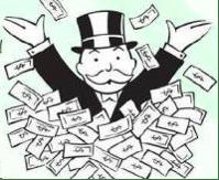 Monopoly banker