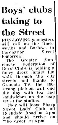 Greater Manchester Federation of Boys Clubs