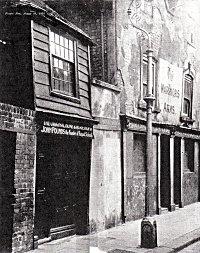 John Pounds Workshop c 1930s