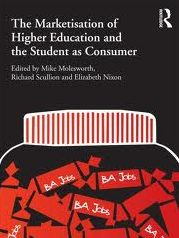 The Marketisation of higher education