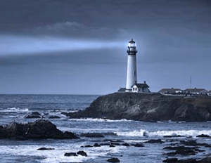 A lighthouse is a public good