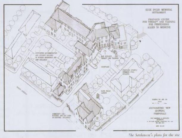 Settlement's Plan for use