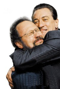 Aggressive hug