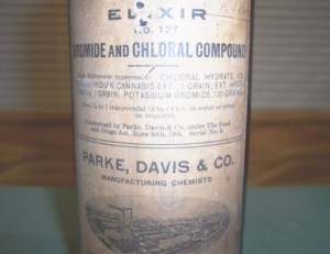 Chloral and Bromide Elixor