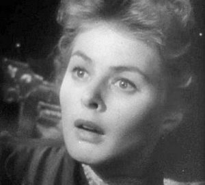 Ingrid Bergman Gaslight 1944