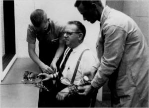 Stanley Milgrams experiment