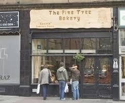 The Pine Tree Bakery Tollcross