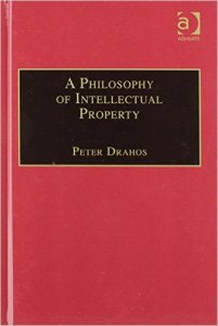 Peter Drahus A Philosophy of Intellectual Property