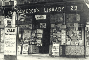Streatham Vale Card Shop