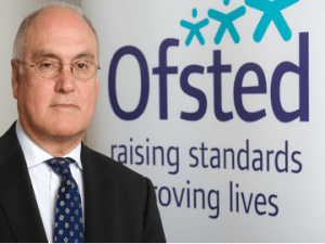 Sir Michael Wilshaw Head of Ofsted