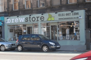 Brewstore Edinburgh