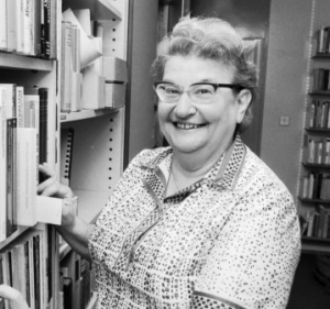 Professor Annie Altschul