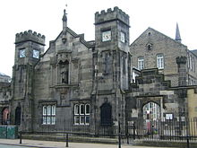 Dr Andrew Bell' School, Junction Street, Leith