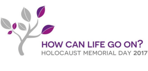 Holocaust Memorial Day: `How can life go on? The long way home' by Dr Hannah Holtschneider @ George Washington Browne Room | Scotland | United Kingdom