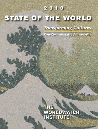 David Orr writes State of the World report