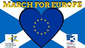 Demonstration: March for Europe - Democracy on Brexit @ Costa