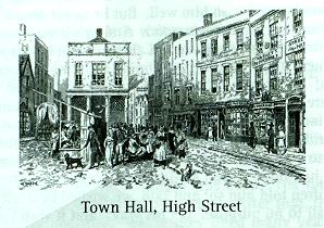 High Street Town Hall