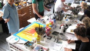 Art Space for Women @ Adult Learning Project, Tollcross Community Centre | Scotland | United Kingdom