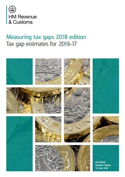 Measuring tax gaps 2018