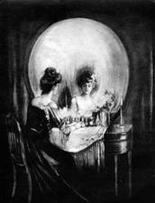 All is vanity by Charles Allan Gilbert