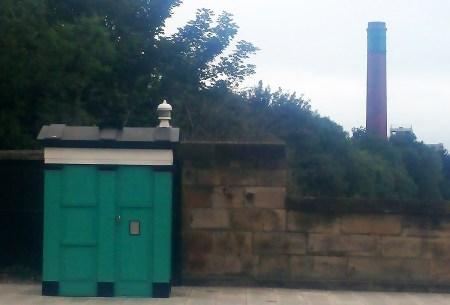 Leith walk police abox