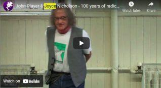 John Player and Joyce Nicholson