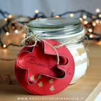 Idea regalo: Gingerbread in a Jar