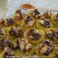 Polpo alla galiziana, ricetta semplice