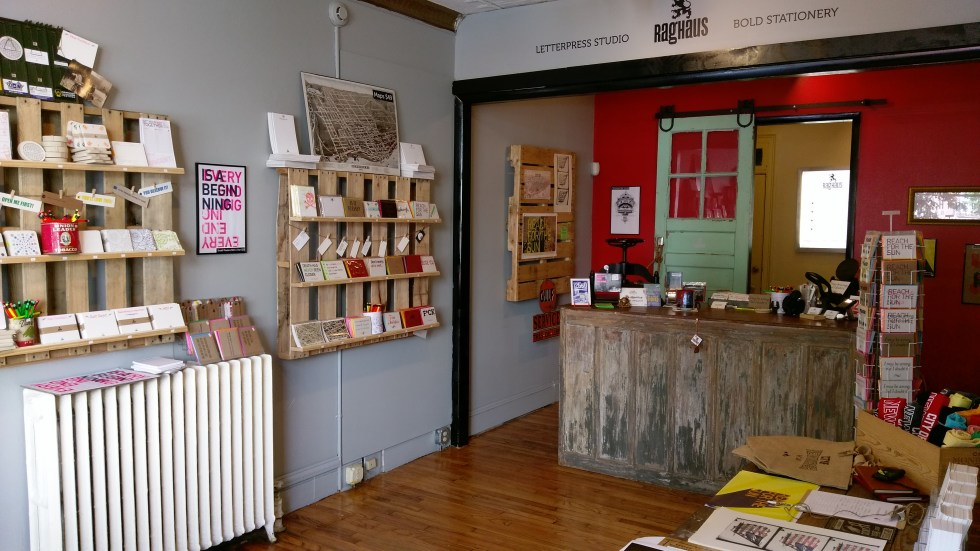 Raghaus Stationery Store and Retail