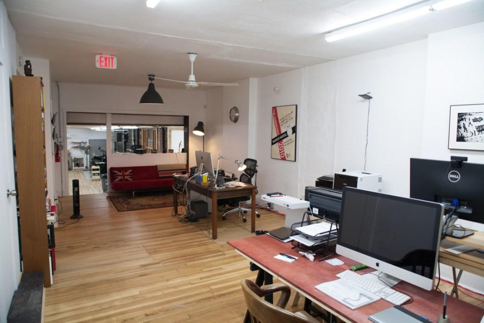 Raghaus Graphic Design Studio, Newburgh, New York, Hudson Valley