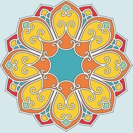 Unflappable Mandala
