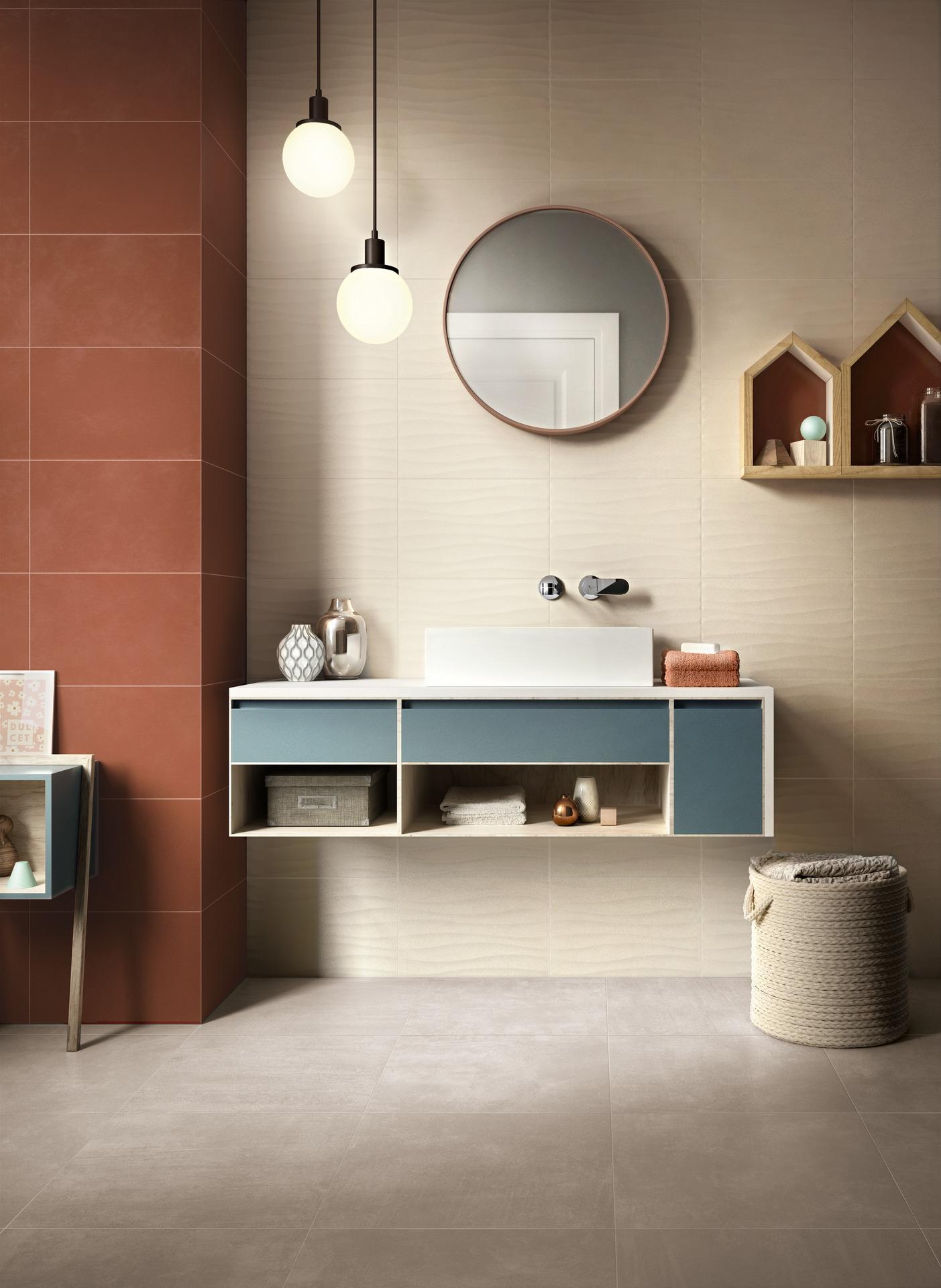 grey yellow living room design help me my bathroom flooring in porcelain stoneware | ragno