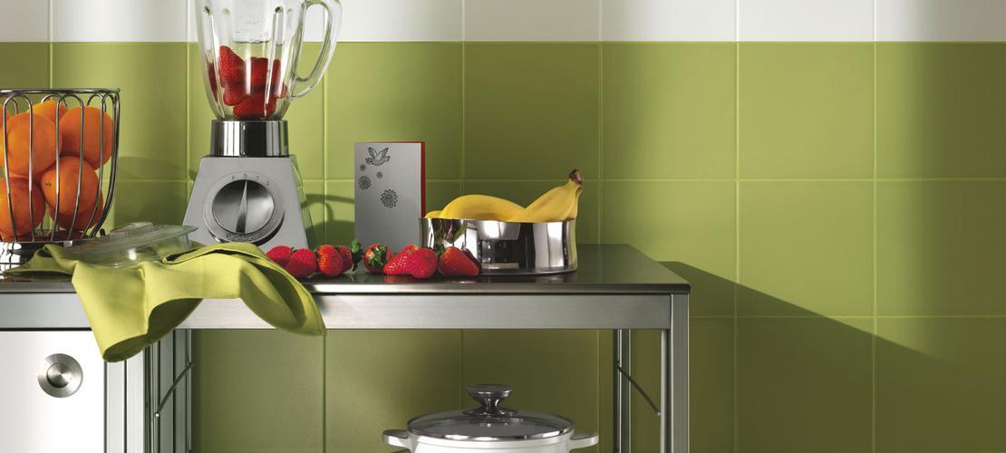 Piastrelle Verde guarda le collezioni  Ragno