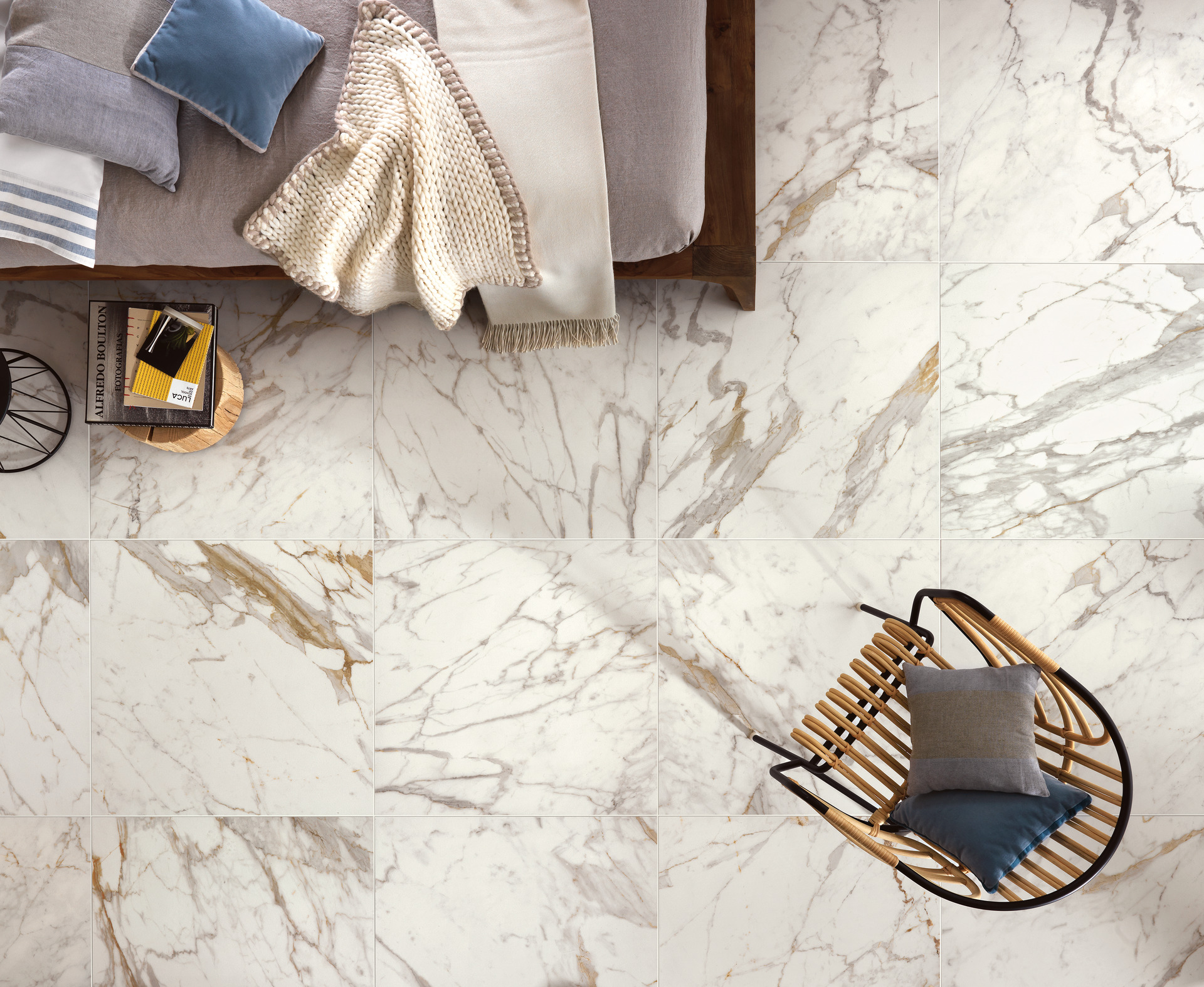 Bistrot Collection Fine stone and marble effect stoneware