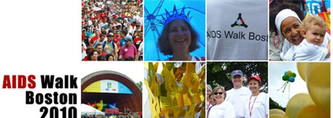 Newsletter Vol 1: AIDS Walk, Barouch, iTeach