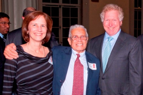 Kathleen Donnelly, Ken Mayer and Terry Ragon