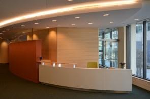 Ragon reception area